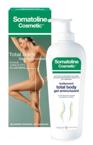 Traitement Total Body Gel Amincissant Somatoline