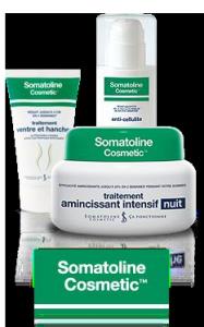 Test des produits de la marque Somatoline