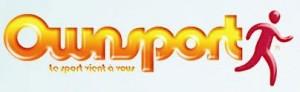 Logo de Ownsport, le site de coach sportif