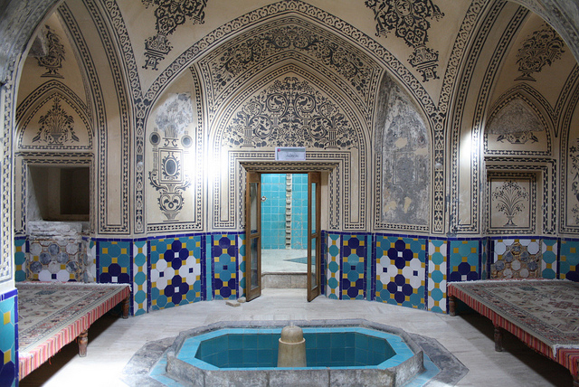 Hammam oriental traditionnel