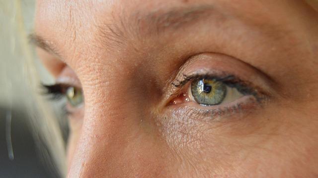 Regard yeux femme