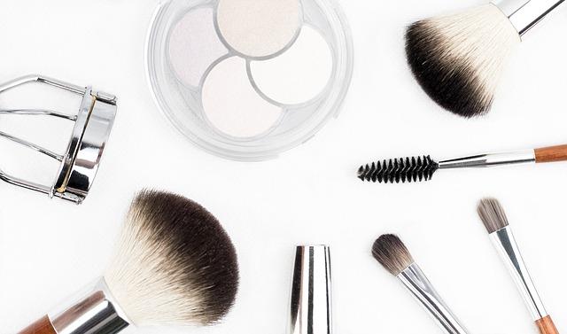 Ustensiles de maquillage